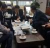 강석주 시장, 정부예산 확보 위한 광폭행정